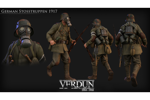Verdun WW! FPS | XP4T Brave.Bold.Banter.