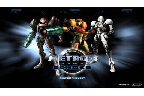 Metroid Prime 2: Echoes Full HD Wallpaper and Background ...