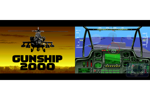 Gunship 2000 : Hall Of Light – The database of Amiga games