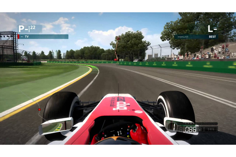 F1 2014 - Formula 1 the game - Формула 1 игра - Let's play ...