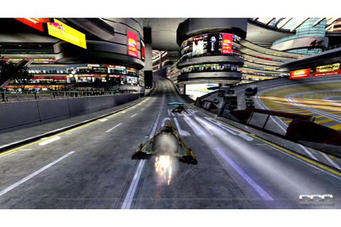 WipEout 2048 Preview for PS Vita - Cheat Code Central