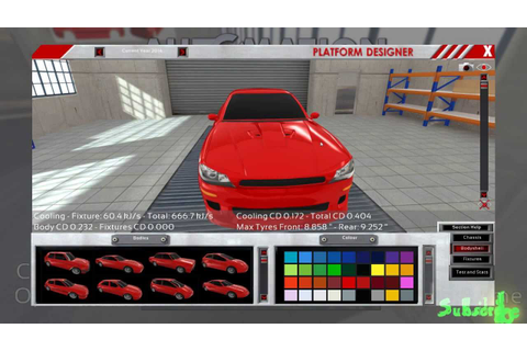 Let's Build: S1:E1 Automation The Car Company Tycoon Game ...