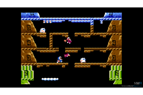 Ice Climber - Game - Nintendo World Report