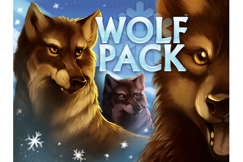 Wolf Pack by VixieArts on DeviantArt