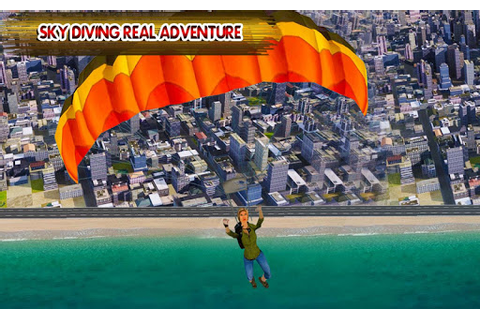 Download US Army Parachute Sky Diving 3D Game for PC