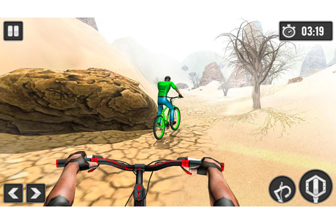 MTB Downhill Cycle Race for Android - APK Download