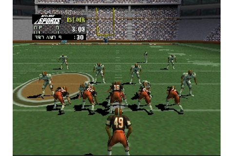 NFL Quarterback Club 99 (USA) ROM