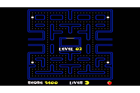 Game Over - Pacman - YouTube
