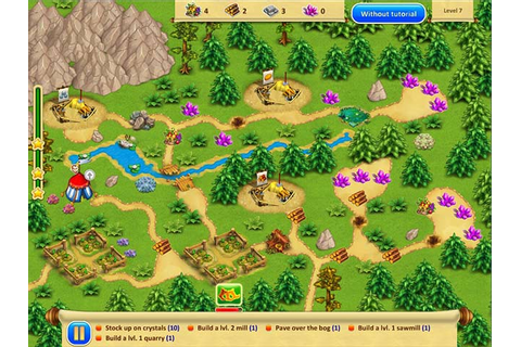 Gnomes Garden 2 > iPad, iPhone, Android, Mac & PC Game ...