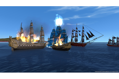 Uncharted Waters Online on Steam