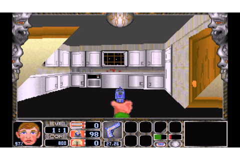 Nitemare 3D PC 1994 Gameplay - YouTube