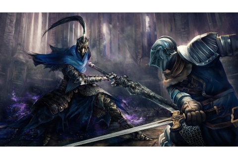 Artorias of the Abyss Duel HD Wallpaper | Background Image ...