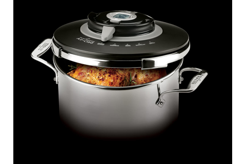 Product Review: The All-Clad Pressure Cooker is a Game ...