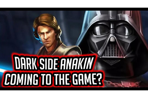 Dark Side Anakin Skywalker Coming to the Game? Hero's Fall ...