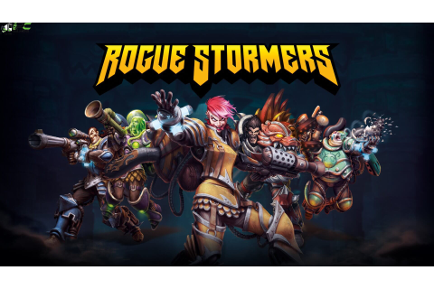 Rogue Stormers PC Game Free Download
