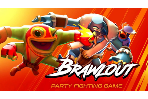 Brawlout is smashing its way to the Nintendo Switch - Vooks