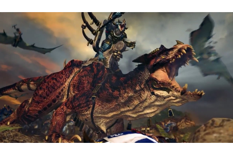 Total War: Warhammer 2 Official Lizardmen Cinematic (In ...