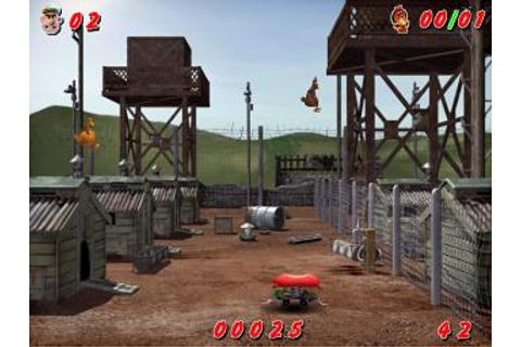The Chicken Run Fully PC Game Full Version | RAYDEN GAMES