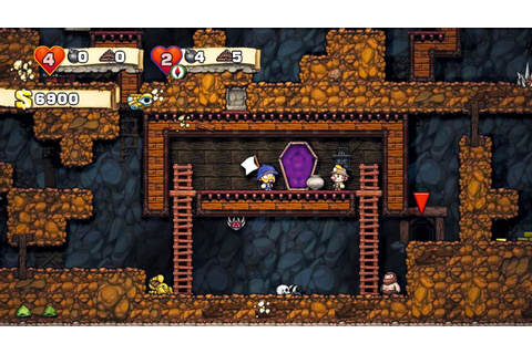 Spelunky PC Game Free Download | FREE FULL DOWNLOAD