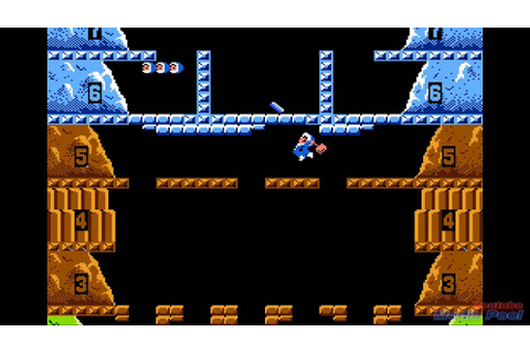 1985 Ice Climber (NES) Game Playthrough Retro Game - YouTube
