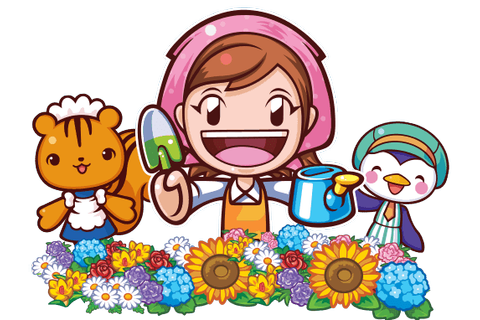 Nintendo's Gardening Mama 2: Forest Friends {Not Just For ...
