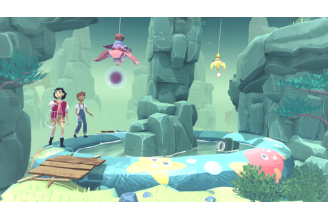 Surreal adventure game 'The Gardens Between' is coming to ...