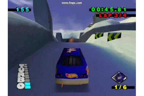 Hot Wheels Turbo Racing - Track 5: Command Center - YouTube