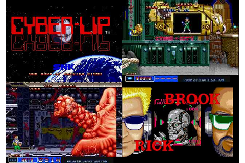 Cyber Lip from SNK - Neo-Geo CD