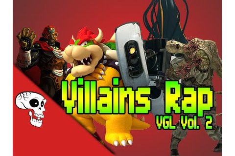 "Video Game Legends Rap, Vol. 2 - ""Villains"" by JT Music ..."