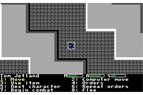 Mines of Titan Download (1989 Role playing Game)