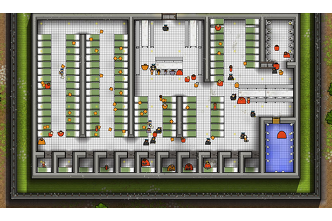 Prison Architect - EB Games Australia