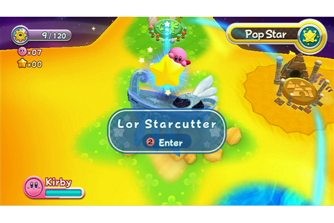 Kirby's Adventure Wii Review – The Average Gamer