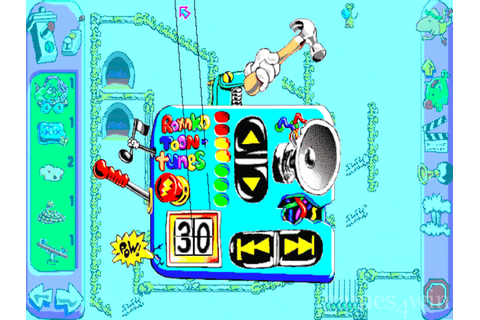 Sid & Al's Incredible Toons Download - Games4Win