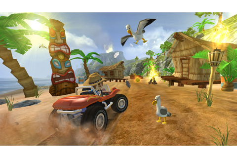 Beach Buggy Blitz Hits Tegra Zone and Google Play, Packed ...
