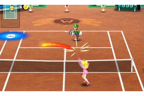 Mario Tennis Open Review « Nintendojo