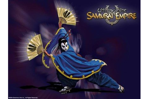 Ultima Online: Samurai Empire WALLPAPER #6 - Download ...