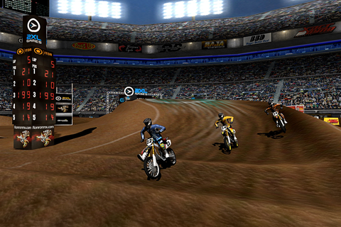 App Shopper: AppDrive - 2XL Supercross HD (Games)