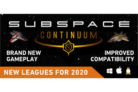 Subspace Continuum on Steam