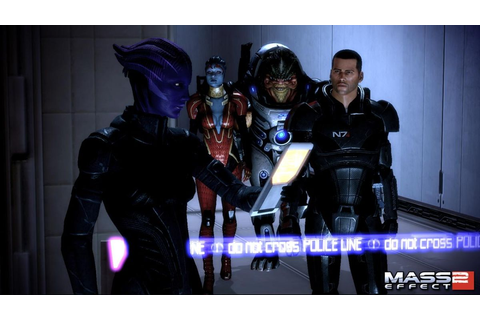 Mass Effect 2: Lair of the Shadow Broker hands-on and mini ...