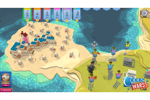 Download links for Godus Wars PC game