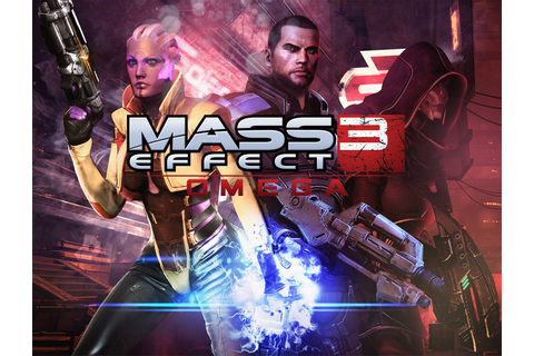 Mass Effect 3: Omega DLC Review (or Mama, I'm Coming Home ...