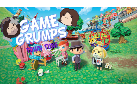 Animal Crossing New Leaf: Town Tune - Game Grumps Theme ...