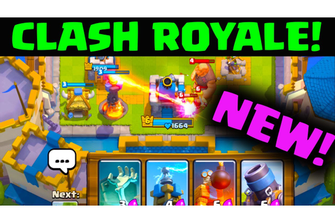 Clash Royale - GamePlay #2 Trailer - YouTube