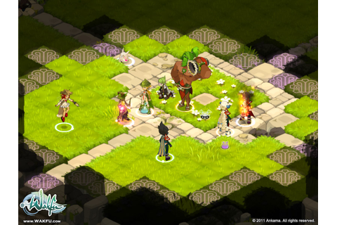 Wakfu Review and Download – MMOBomb.com