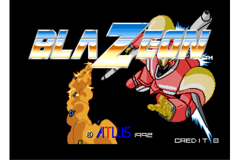 Blazeon - Videogame by Atlus