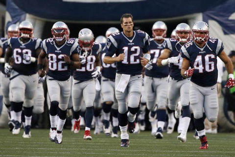 Breaking Down New England Patriots' Likely Opening-Game ...