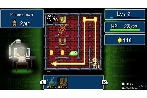 Dandy Dungeon Review - Review - Nintendo World Report