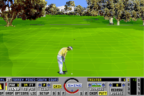 Download Links: The Challenge of Golf - My Abandonware