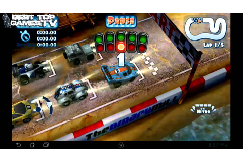 Best Mini Racing Game:Mini Motor Racing GamePlay Trailer ...