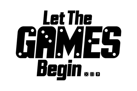 Let The Games Begin | A Musical, Fantasy Adventure in Game ...